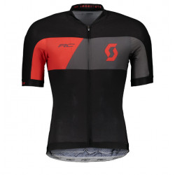 Maillot Scott RC Premium s/sl Black/red