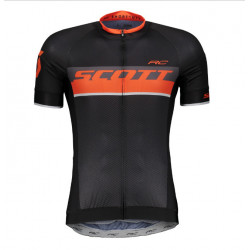 SCOTT RC Pro s/sl black / tangerine orange