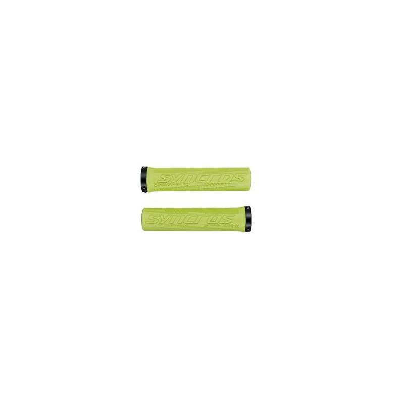 Grips Syncros Pro Lock-on jaune