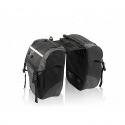 XLC Sacoche Double Carrier Bag