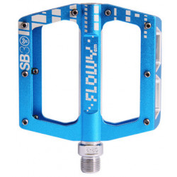 pédales SB3 Flowy AM Bleu