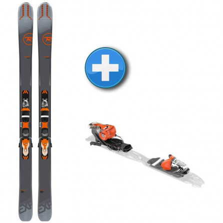 Skis Rossignol Experience 80 HD + Fixations Look Xpress 11 B83