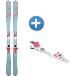 Skis Rossignol Experience 80 CI W + Look Xpress 11 B83