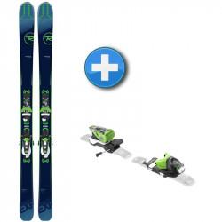Skis Rossignol Experience 84 AI K + Look NX 12 K.Dual