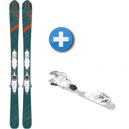 Skis Rossignol Experience 84 AI W + Look XP W 11 B93