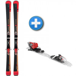Pack Skis Rossignol Famous 6 + Fixations Look Xpress 11 B83