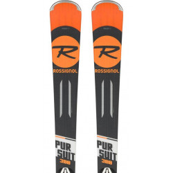 Skis Rossignol Pursuit 300 + Look Xpress 11 B83