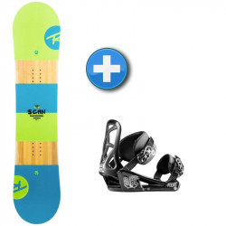 Rossignol Scan + Rookie S Junior