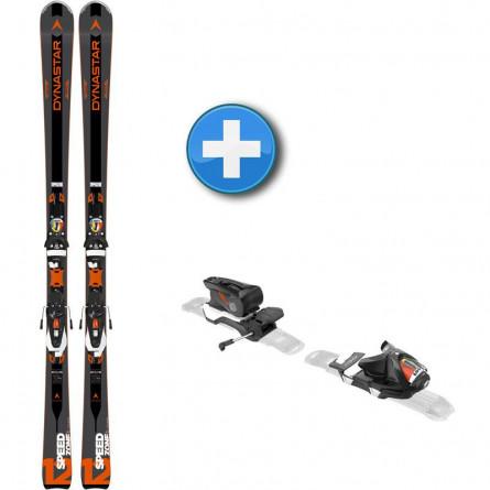 Skis Dynastar Speed Zone 12 TI + Fixations Look NX 12 Konect Dual WTR B80
