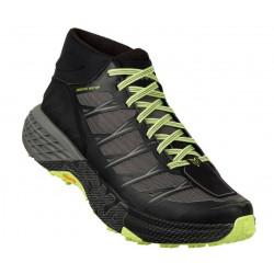 Hoka Speedgoat Mid WP black / steel grey