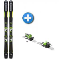 Skis Dynastar Legend X88 + Fixations Look NX 12 Konect Dual WTR B90