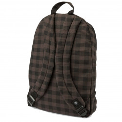 Sac à dos Volcom Schoolyard Canvas femme dark chocolate