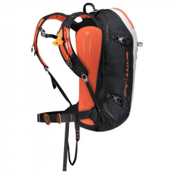 Scott Backcountry Patrol AP 30 Kit Black / Tangerine Orange