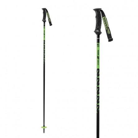 Bâtons K2 Power Aluminium Green