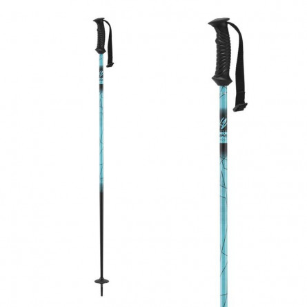 Bâtons K2 Style Alu Blue