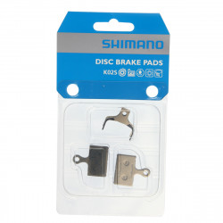 Plaquettes Shimano K02S Road