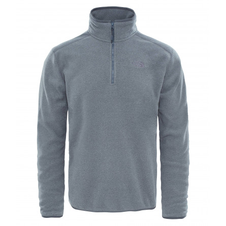 The North Face 100 Glacier 14 Zip Pull polaire Homme