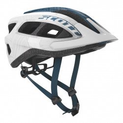 Casque Scott Supra white blue
