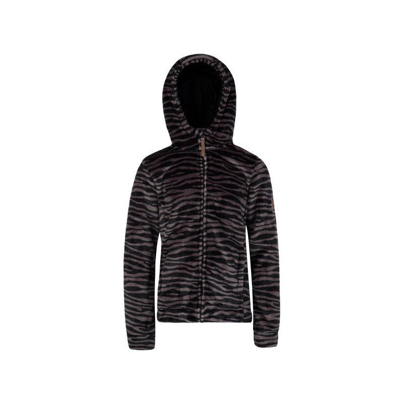 Protest Forra JR Full Zip true black enfant