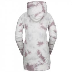 Veste Volcom Costus P/Over Fleece Pink