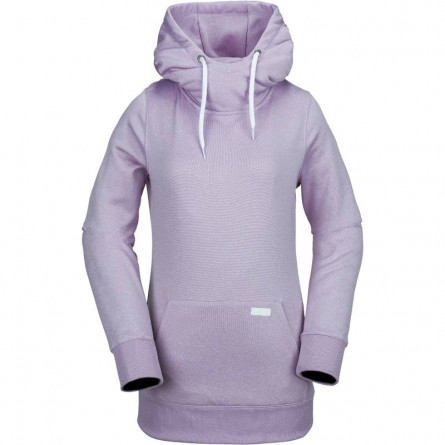 Sweat Volcom Yorba P/Over Fleece Rose Wood