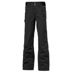 Protest Lole JR snowpant true black enfant
