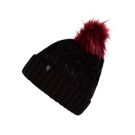 Protest Arges beanie femme true black