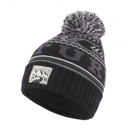 Bonnet Picture Donnie black enfant