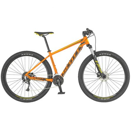 Scott Aspect 740 Orange / Yellow