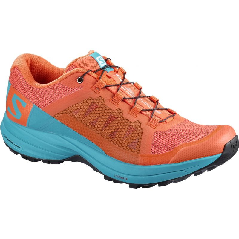 Salomon XA Elevate femme nasturtium / blue bird / black
