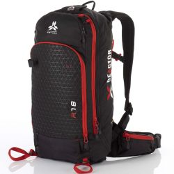 Arva Reactor 18 Black Red
