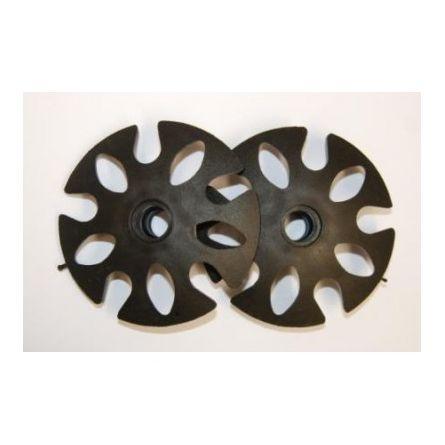 SkiTrab paire de rondelles Stelvio
