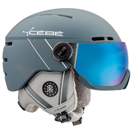 CEBE Fireball Matt Ciment White (Cat 1 & 3)