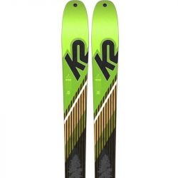 K2 Wayback 88 + Marker F10 Tour taille S - Black/White