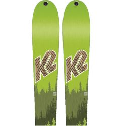 K2 Wayback 88 Ecore + Marker Alpinist 9