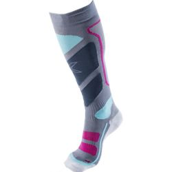 Chaussettes SK TEC Femme Grey Pink