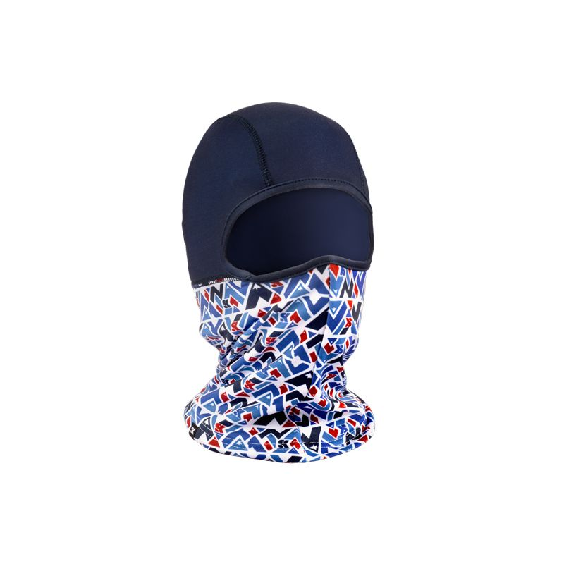Bonnet SK Pia Junior Navy Red