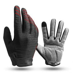 Gants Spen Coolchange black/red