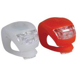 paire de lampes Leds avant et arrière