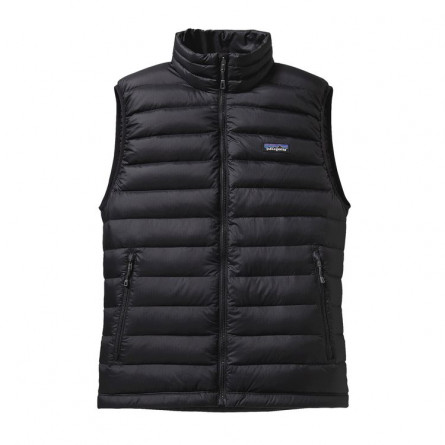 Patagonia Down Sweater Vest negro
