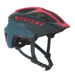 Casque Scott Spunto blue pink