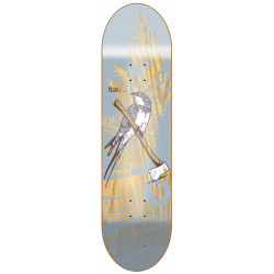 Skateboard Doble Meurs 8.125