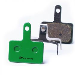 Plaquettes SP Green Shimano STD