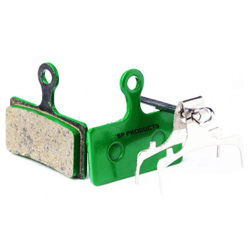 Plaquettes SP Green pads Shimano PRO