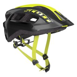 Casque Scott Supra Black Yellow