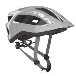 Casque Scott Supra Vogue silver