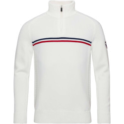 Rossignol Major 1/2 Zip white