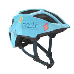 Casque Scott Spunto Kid Light Blue