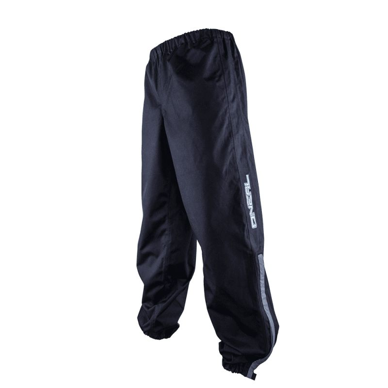 O`NEAL SHORE II RAIN PANT BLACK