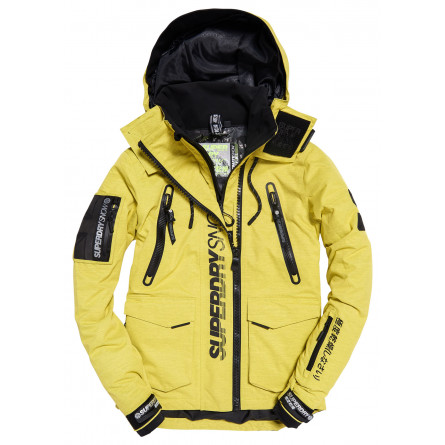 Veste Superdry Ultimate Snow Rescue sulpher yellow